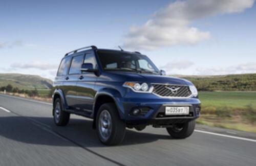 УАЗ выпустит аналог Toyota Land Cruiser Prado