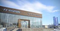 Hyundai Center Kokshetau, Кокшетау, ул. Сулейменова, 33 Б