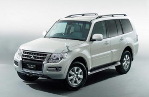 Mitsubishi выпустила прощальный Pajero