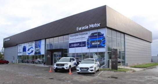 Eurasia Motor Pavlodar, Павлодар, ул. Центральная, 151/1