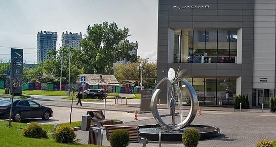 Jaguar Astana Motors, Алматы, пр. Гагарина, 314, уг. пр. Аль-фараби
