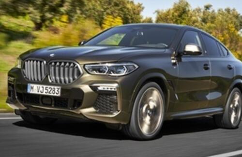 BMW представила новый X6