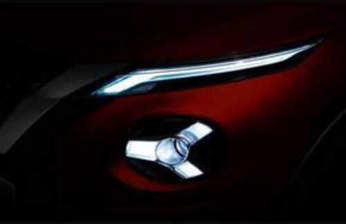 Новый Nissan Juke представят в сентябре
