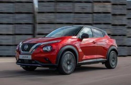 Представлен новый Nissan Juke