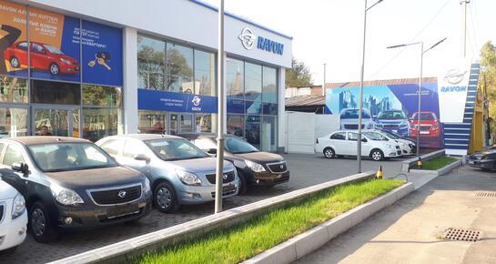 Ravon Motors Almaty, Алматы, пр. Суюнбая, 128