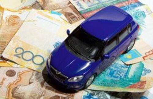Отменить налог для малолитражки предлагают в Казахстане