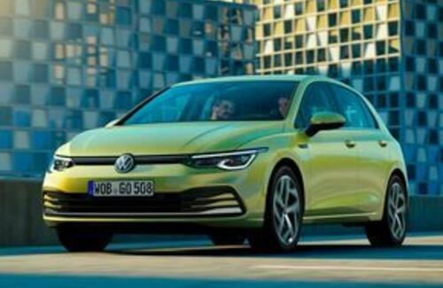 Volkswagen представила новый Golf VIII