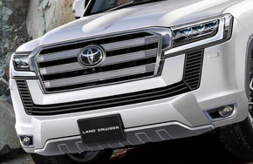 Toyota готовится к дебюту Land Cruiser 300