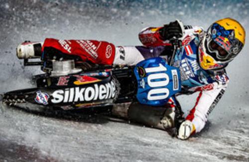Чемпионат мира по мотогонкам на льду