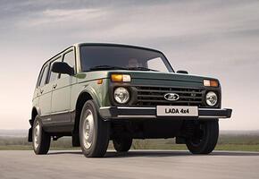 Lada 4x4 5 door