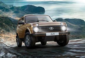 Lada 4x4 3 door