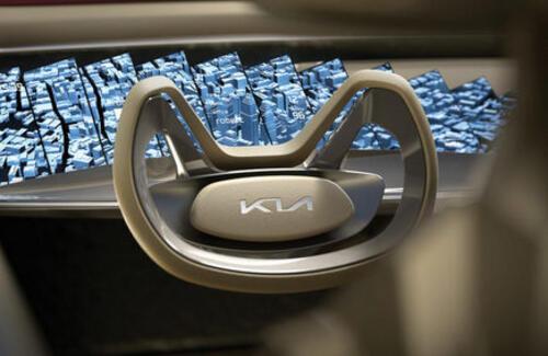Kia меняет логотип