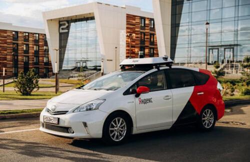Беспилотные такси появятся в Казахстане