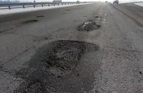 Казахстанские дороги разрушаются из-за взяток
