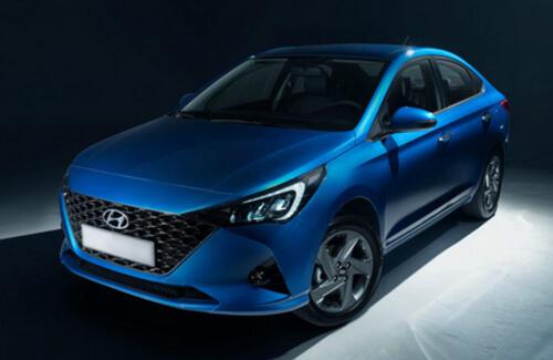 Новый Hyundai Accent уже в Казахстане