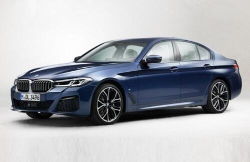 Рассекречен обновленного седана BMW 5-й серии