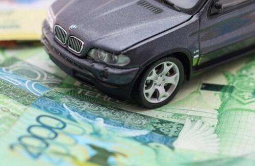Списать пеню по налогу на транспорт опять могут в Казахстане