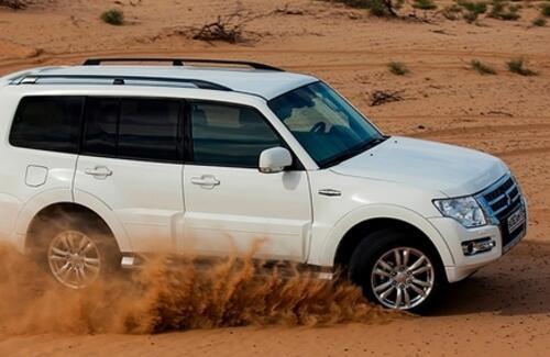 Mitsubishi прекращает производство внедорожника Pajero