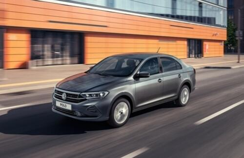 Volkswagen Polo нового поколения появился в Казахстане