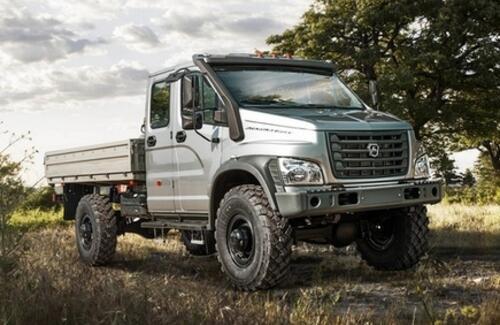 Обзор новой модификации внедорожного грузовика «Садко NEXT»