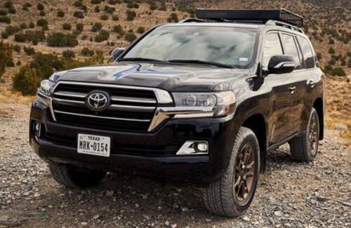 Toyota откажется от Land Cruiser 200