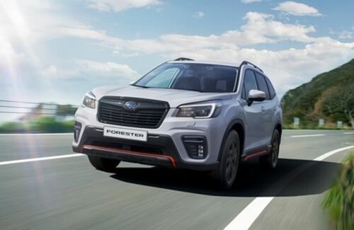 В Казахстане стартовал предзаказ на новый Subaru Forester Sport