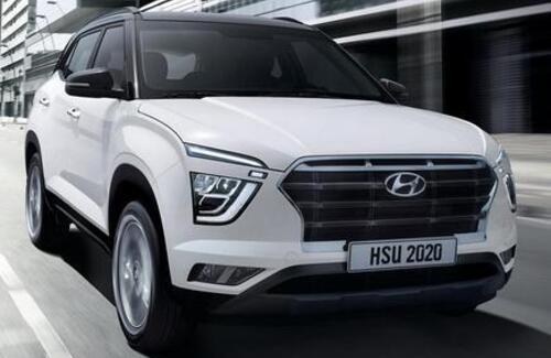 Hyundai Creta второго поколения приедет в Казахстан