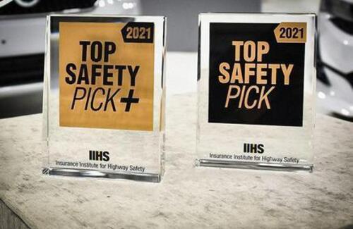 Названы самые безопасные автомобили