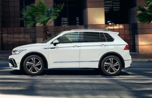Новый Volkswagen Tiguan 2021 - что изменилось.