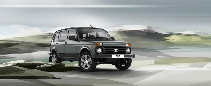 Lada Niva Legend 5 door