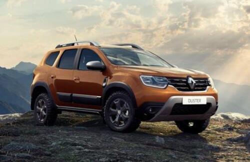 В Казахстане стартуют продажи нового Renault DUSTER