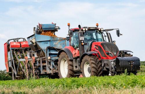 Казахстанские аграрии получат доступ к самой современной сельхозтехнике
