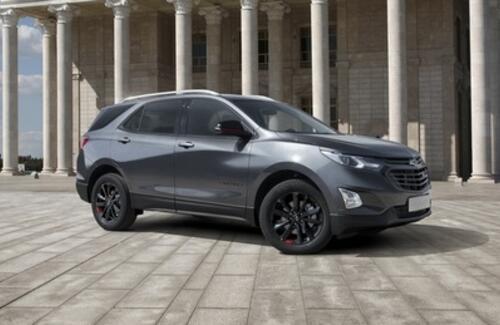 В Казахстане объявлен старт продаж кроссовера Chevrolet Equinox