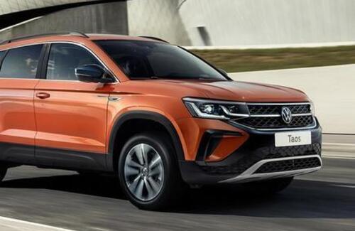 Кроссовер Volkswagen Taos будут продавать и в Казахстане