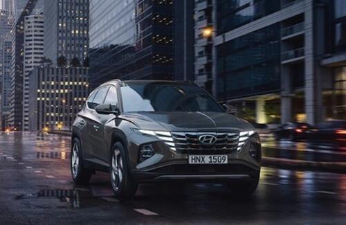 В Казахстане стартовали продажи Hyundai Tucson нового поколения