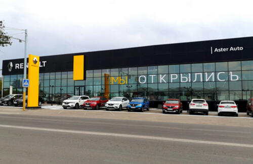 Renault стали доступнее для казахстанцев