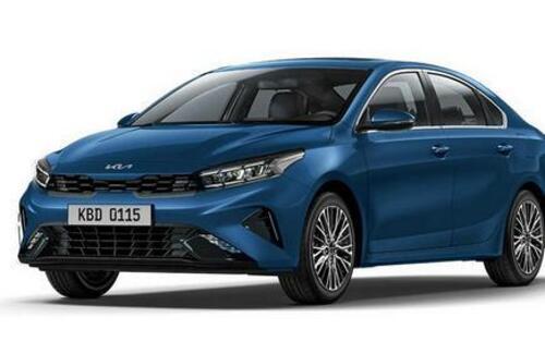 Новый Kia Cerato приедет в Казахстан осенью