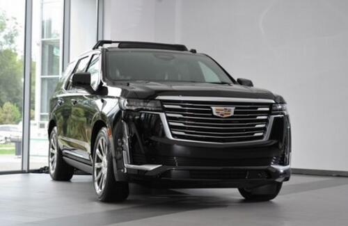 Cadillac Escalade нового поколения покоряет Казахстан