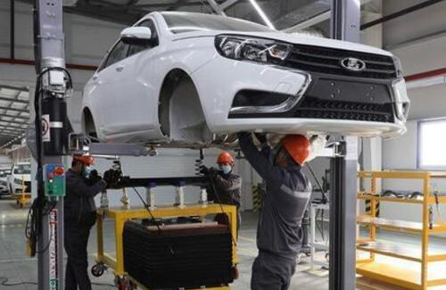 Автомобили LADA теперь собирают в Узбекистане