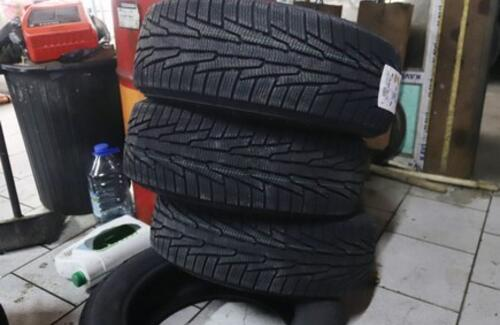 Дефицит зимних автомобильных шин может образоваться в Казахстане