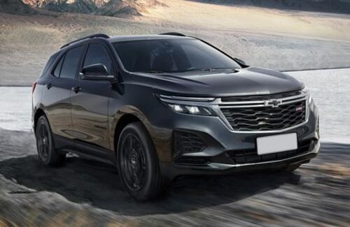 Обновленный кроссовер Chevrolet Equinox доступен для предзаказа в Казахстане